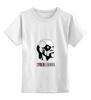 """Детская футболка классическая унисекс """"КиберЛенинка"""" - ленин, наука, киберленинка, киберленин"""