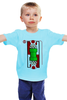 "Детская футболка ""Гриб из Марио"" - nintendo, марио, mario bros, грибочек"