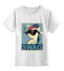 """Детская футболка классическая унисекс """"Пони SWAG"""" - style, pony, mlp, swag"""