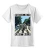 "Детская футболка классическая унисекс ""The Beatles"" - the beatles, битлз"