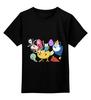 """Детская футболка классическая унисекс """"Няшный adventure time"""" - adventure time, время приключений"""