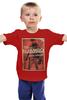 "Детская футболка классическая унисекс ""Django Unchained - Jame Foxx "" - django, tarantino, тарантино, kinoart, foxx"