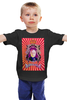 """Детская футболка классическая унисекс """"Vladimir"""" - владимир, путин, президент, кремль, punin"""