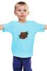 """Детская футболка классическая унисекс """"Tattoo rose"""" - tattoo, роза, татуировка, тату"""