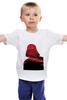 """Детская футболка классическая унисекс """"The Story of Darth Vader"""" - star wars, звездные войны, дарт вейдер"""