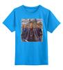 """Детская футболка классическая унисекс """"Политический Юмор"""" - ссср, ленин, россия, сталин, хрущёв"""