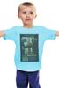 """Детская футболка классическая унисекс """"Once Upon a Time in America / Однажды в Америке"""" - ny, америка, гангстеры, kinoart, де ниро"""