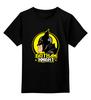 """Детская футболка классическая унисекс """"Gotham Knight"""" - batman, бэтмен, gotham, готэм"""