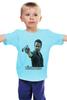 "Детская футболка ""Rick TWD"" - ходячие мертвецы, the walking dead, страшилки, amc presents, ходаки"