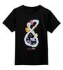 """Детская футболка классическая унисекс """"8 Марта (Международный женский день)"""" - 8 марта, женский день"""