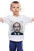 "Детская футболка ""путин"" - путин, putin"