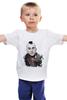 """Детская футболка классическая унисекс """"TAXI DRIVER"""" - taxi driver, таксист, роберт де ниро, трэвис бикл"""