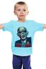 "Детская футболка классическая унисекс ""Iron Maiden Band"" - heavy metal, iron maiden, хеви-метал, eddie"