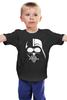 """Детская футболка классическая унисекс """"Darth Vader"""" - star wars, dark side, vader, darth vader, звездные войны"""