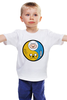 "Детская футболка ""Финн и Джейк (Adventure Time)"" - adventure time, время приключений, jake, finn"