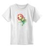 "Детская футболка классическая унисекс ""Dota 2 Wind Runner Miy"" - dota 2, дота 2, виндранер, wind runner, dota 2 wind runner"