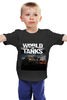 "Детская футболка ""World of Tanks"" - world of tanks, танки, wot"
