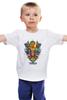 """Детская футболка """"Стражи галлактики"""" - супергерои, marvel, стражи галактики, guardians of the galaxy"""