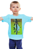 "Детская футболка ""Kill Bill"" - иероглифы, tarantino, kill bill, убить билла, квентин тарантино"