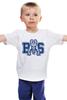 "Детская футболка ""Реальные Парни (Blue Mountain State) BMS"" - сериал, bms, blue mountain state, американский футбол, american football, реальные парни"