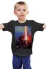 """Детская футболка """"Star Wars"""" - star wars, звездные войны, магистр йодо, йодо"""