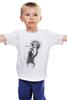 """Детская футболка """"Marilyn Monroe"""" - актриса, marilyn monroe, мерилин монро, фотомодель, в джазе только девушки"""