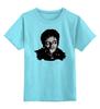 """Детская футболка классическая унисекс """"Michael Jackson"""" - майкл джексон, певец, pop music, michael jackon, исполнитель"""