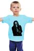 "Детская футболка ""Оззи Осборн"" - рок, heavy metal, ozzy, black sabbath, оззи осборн, ozzy osbourne, оззи"