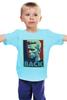 """Детская футболка """"I'll be back (Я вернусь)"""" - arnold schwarzenegger, терминатор, арнольд шварценеггер, the terminator"""