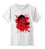 """Детская футболка классическая унисекс """"Психо (Психоз)"""" - псих, хичкок, psycho, психо, психоз"""