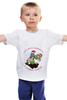 "Детская футболка ""New year"" - новый год"