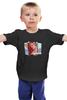 """Детская футболка """"Рианна (Rihanna)"""" - rihanna, рианна"""
