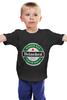 """Детская футболка """"Heineken"""" - пиво, beer, heineken, dutch"""