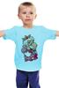 "Детская футболка ""Mario (Princess Peach)"" - платье, марио, mario bros, принцесса пич"