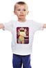 """Детская футболка классическая унисекс """"swag"""" - круто, девушка, cool, girl, молодежно, груф"""