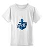 """Детская футболка классическая унисекс """"ХК """"Адмирал"""""""" - хоккей, кхл, адмирал"""