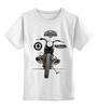 """Детская футболка классическая унисекс """"Ace cafe Rockers"""" - motorcycle, bikes, caferacer, acecafe"""
