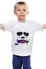 """Детская футболка классическая унисекс """"Джокер"""" - арт, joker, batman, джокер, бэтмен"""