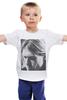 """Детская футболка классическая унисекс """"cobain"""" - nirvana, rock, kurt cobain, cobain"""
