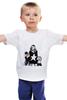 "Детская футболка ""Madonna"" - музыка, мода, madonna, мадонна"