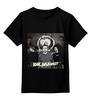 """Детская футболка классическая унисекс """"Rise Against - photo"""" - фото, rise against, hardcore, хардкор"""