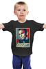"""Детская футболка классическая унисекс """"Джеймс Бонд """" - 007, james bond, джеймс бонд"""