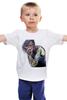 """Детская футболка классическая унисекс """"suicide silence"""" - deathcore, suicide silence, дэткор"""