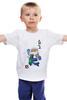 """Детская футболка """"Dota 2 Zeus"""" - dota 2, дота, zeus, зевс, dota 2 zeus"""