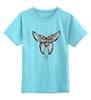 """Детская футболка классическая унисекс """"Cherub"""" - арт, авторские майки"""