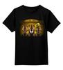 """Детская футболка классическая унисекс """"Teddy Killerz"""" - медведь, рэп, teddy killerz"""