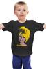 "Детская футболка ""Brigitte Bardot "" - кино, актриса, брижит бардо, brigitte bardot"