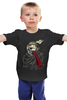 "Детская футболка классическая унисекс ""The Boss (Metal Gear)"" - metal gear, phantom pain, солид снейк, solid snake, the boss"