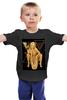 "Детская футболка классическая унисекс ""Ke$ha"" - warrior, кеша, kesha, kesha rose, die young, c'mon, crazy kids, кеша роуз"
