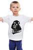 """Детская футболка классическая унисекс """"Darth Vader"""" - star wars, darth vader, дарт вейдер, звёздные войны, father"""